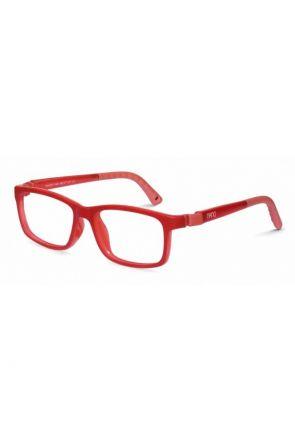 Bi-color-crystal Matte Red / Red
