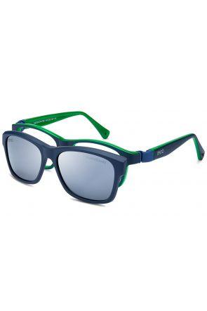 BLUE MATTE / GREEN